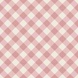 Безшовная checkered предпосылка Стоковые Фотографии RF