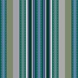 Безшовная striped предпосылка Стоковые Изображения