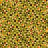 Безшовное геометрическое камуфлирование картины Стоковая Фотография RF