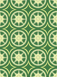 безшовное конструкции зеленое бесплатная иллюстрация