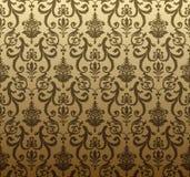 безшовное предпосылки коричневое Стоковое Изображение