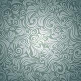 безшовное предпосылки флористическое иллюстрация вектора