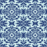 безшовное предпосылки голубое Стоковое Изображение