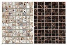 Безшовное смешивание мозаики Стоковые Фотографии RF