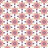 Безшовное украшение картины орнамента Стоковое фото RF