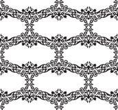 безшовное штофа флористическое Стоковые Фото
