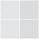 Безшовное pattern_set02 Стоковая Фотография RF