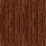 Безшовное wenge (деревянная текстура) Стоковое Фото