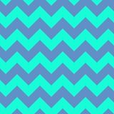 Безшовные волны зигзага картина безшовная Стоковое Фото