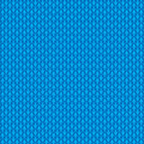 Безшовные голубые обои Стоковое Фото