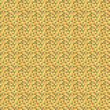 Безшовные красочные деревянные текстурированные круги на tan предпосылке Стоковое Фото