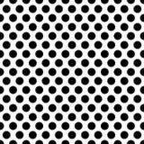 Безшовные круги, картина точек Плавно repeatable точка польки бесплатная иллюстрация