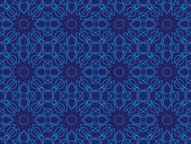 Безшовные линии картина Стоковое Фото