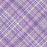 Безшовные перекрестные темные цвета, checkered раскосная картина Стоковая Фотография RF