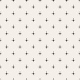 Безшовные плитки или ткань предпосылки вектора картины с пересеченны иллюстрация штока