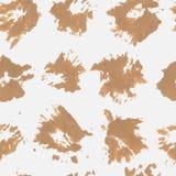 Безшовные помарки картины стоковое изображение rf