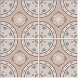Безшовные плитки картины, орнаменты Смогите быть использовано для обоев, заполнений картины Стоковая Фотография