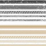 безшовные следы автошины Стоковая Фотография RF