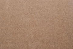 Безшовные текстура коричневой бумаги и предпосылка картона Стоковые Изображения RF