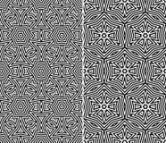 Безшовные цветочные узоры Стоковое фото RF