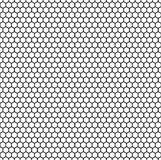 Безшовные, repeatable картина/предпосылка с восьмиугольником формируют бесплатная иллюстрация