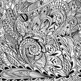 Безшовный, абстрактная предпосылка Стоковое Изображение