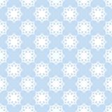 Безшовный абстрактный винтажный свет - голубая картина бесплатная иллюстрация