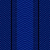 Безшовный абстрактный зигзаг выравнивает картины вектора Фон моды вектора в винтажном стиле Стоковое Изображение RF