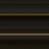 Безшовный абстрактный зигзаг выравнивает картины вектора Фон моды вектора в винтажном стиле Стоковые Фото