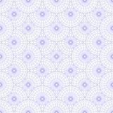 Безшовный абстрактный орнамент guilloche картины предпосылки Стоковое Изображение