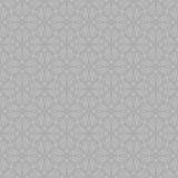 Безшовный вектор в типе барочных и рококо Стоковая Фотография RF