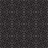 Безшовный вектор в типе барочных и рококо Стоковые Изображения RF