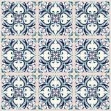 безшовный вектор текстуры Красивая покрашенная картина для дизайна и мода с декоративными элементами Стоковые Фото