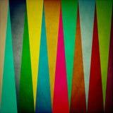 Безшовный винтажный плакат Grunge Стоковые Изображения RF