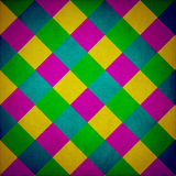 Безшовный винтажный плакат Grunge Стоковое Фото