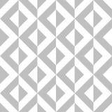 Безшовный геометрический вектор плитки картины Стоковая Фотография