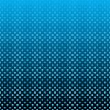 Безшовный голубой градиент кладет черную предпосылку в коробку тени Стоковое Фото