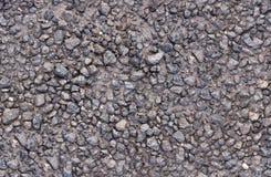 Безшовный гравий, крупный план камешков Стоковое фото RF
