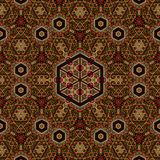 Безшовный дизайн 038 картины khayameya Стоковые Фото