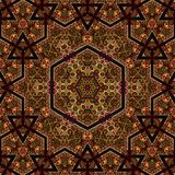 Безшовный дизайн 033 картины khayameya Стоковые Фотографии RF