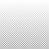 Безшовный квадратный градиент кладет предпосылку в коробку картины Стоковая Фотография
