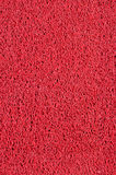 Безшовный красный ковер Стоковая Фотография RF