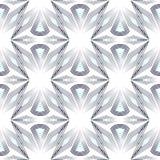Безшовный орнамент картины с стилизованным backg геометрических элементов Стоковое фото RF