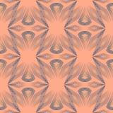 Безшовный орнамент картины с стилизованным backg геометрических элементов Стоковые Фото