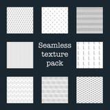 Безшовный пакет текстуры Стоковые Изображения RF
