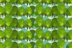 Безшовный парк картины бесплатная иллюстрация