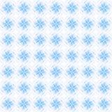 Безшовный свет - голубая предпосылка Стоковая Фотография RF