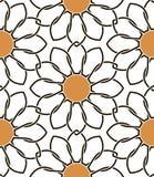 Безшовный стоцвет картины Стоковое Изображение