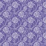 безшовный фиолет текстуры Стоковые Изображения RF