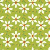 Безшовный цветок георгина Starchild повторения бесплатная иллюстрация